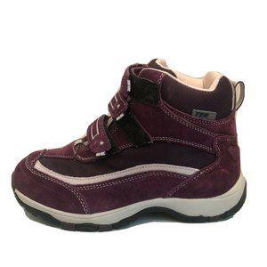 LL Bean Tek 2.5 Waterproof Hiking Trail Boots Plum